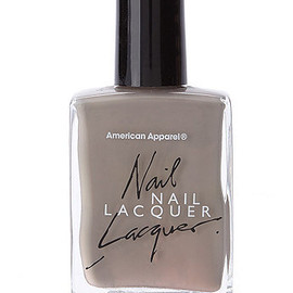 American Apparel - 'Mouse' Nail Polish
