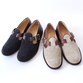 TROVE - TROVE / STOROLL LEATHER SHOES ( SHOP LIMITED )