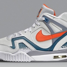 Nike - Air Tech Challenge II Cray Blue