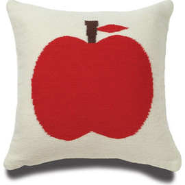 Jonathan Adler - Apple Pillow modern pillows