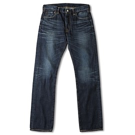 LEVI'S - 501 WASHED VINTAGE - DARK COLOR/MADE IN JAPAN