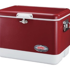 Coleman - Coleman 54-Quart Steel Belted Cooler