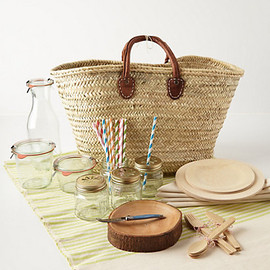 Anthropologie - picnic