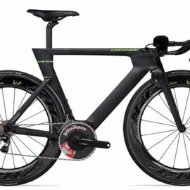 Cannondale - 2013 cannondale slice rs tt triathlon bike