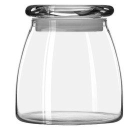 Libbey - 27-Ounce Vibe Storage Jars
