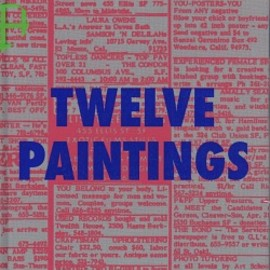 Laura Owens - Twelve Paintings