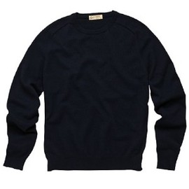 J.CREW - COTTON CASHMERE SWEATER