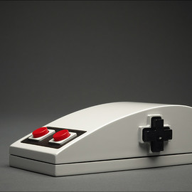 Nintendo Entertainment System Mouse
