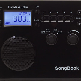 Tivoli Audio - SongBook (Black)
