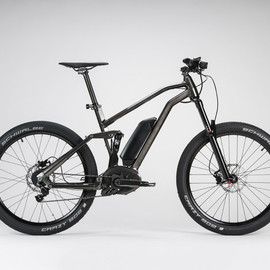 PHILIPPE STARCK + moustache bikes - asphalt - M.A.S.S. electric bike