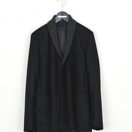 DISCOVERED - DISCOVERED/SHAWL COLLAR JACKET
