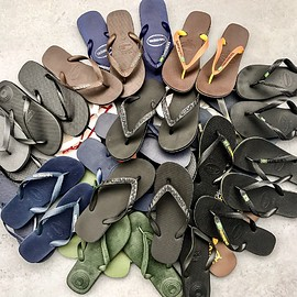 hayn&havaianas&dupe - beach sandals