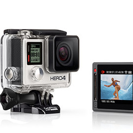 GoPro - HERO4 Silver Edition