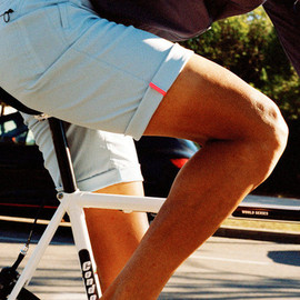 RAPHA - Randonnée Shorts Light Blue (2014 SS)