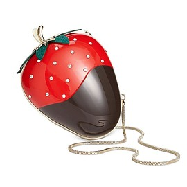 Kate Spade - Dipped Strawberry Clutch