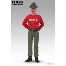 PT Gear Gunnery Sgt. R. Lee Ermey Figure