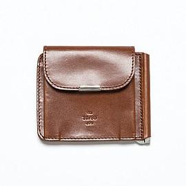 20/80 - KIP LEATHER CLIP WALLET