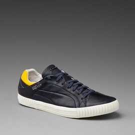 Alexander McQUEEN and PUMA - Black Street Climb Low