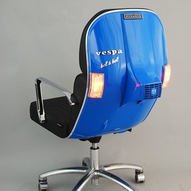 Bel&Bel - Vespa Chair BV-12 Full Edition by Bel