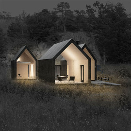 Reiulf Ramstad Architects - Herfell cabin