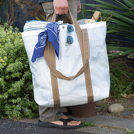 TEMBEA, LANDSCAPE PRODUCTS, Playmountain - MARKET TOTE for Playmountain