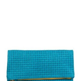 CLARE VIVIER - fold over clutch