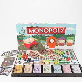 urban outfitters - South Park Monopoly Board Game