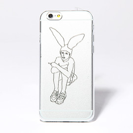 PANIC JUNKIE - PANIC JUNKIE iPhone6 Case Bunny boy