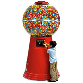 The 14450 Gumball Machine