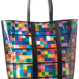 MEDICOM TOY - fabulous CLEAR TOTE BAG