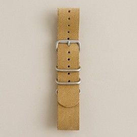 J.CREW - Suede watch strap