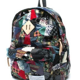 ANREALAGE - Patchwork Backpack