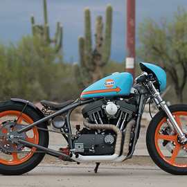 DP Customs - 01′ Harley-Davidson Sportster