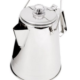 GSI Outdoors - Stainless Steel Coffee Percolator 14 cup