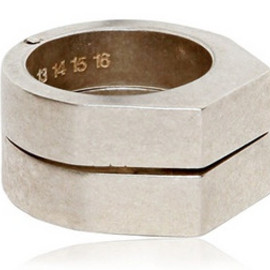 Maison Martin Margiela - summer 1953 ring