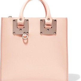 Sophie Hulme - Albion Square leather tote