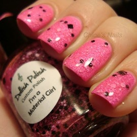 Dollish polish - Material Girl by Dollish Polish