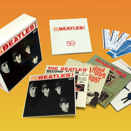 The Beatles - Meet The Beatles (Japan Box)