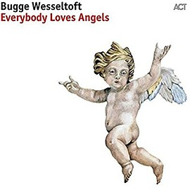 bugge wesseltoft - EVERYBODY LOVES ANGELS: SOLO PIANO ALBUM [LP] (DOWNLOAD) [12 inch Analog] Import