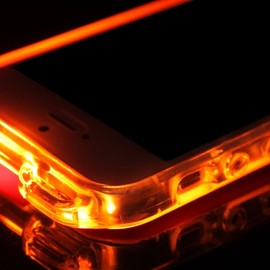 Van.D - premium lighting iPhone 5 case