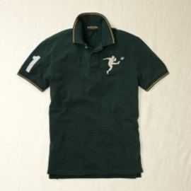 RUGBY RALPH LAUREN - Peyton Big Kicker Tipped Polo