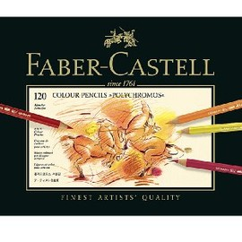 Faber Castell - POLYCHROMOS Color Pencil 120c