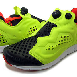 REEBOK - PUMP FURY SUPER LITE (Yellow)