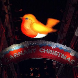 London - Carnaby Christmas