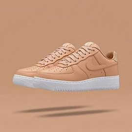 NIKE - NIKELAB AIR FORCE 1 LOW VACHETTA TAN
