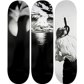 Robert Longo - for Supreme Skate Deck