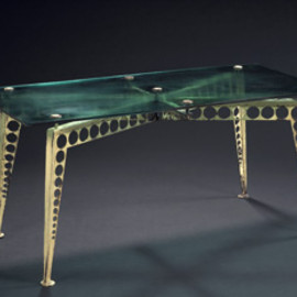Jean Prouvé - Low Table, Unique Piece, ca 1938