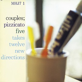 pizzicato five - couples (LP) (2016)