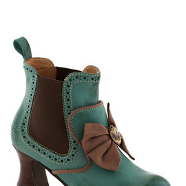 ModCloth - Whence Upon a Time Heel