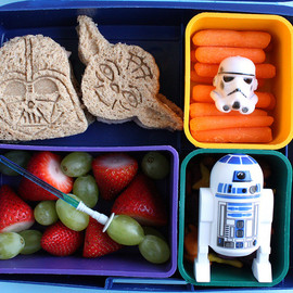 May the Fourth Be with You - Bento